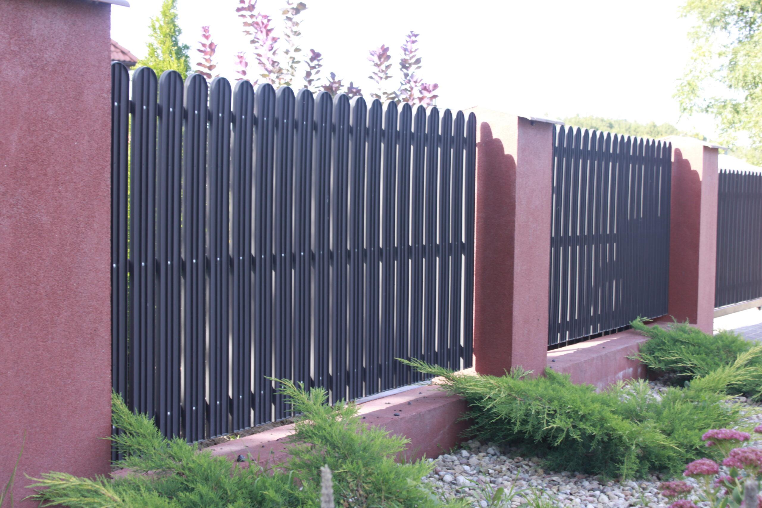 Ekrany akustyczne z ogrodzenia dźwiękochłonne